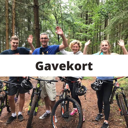Gavekort MTBGuideSilkeborg